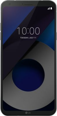 Smartphone LG Q6 Noir