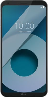 Smartphone LG Q6 Bleu platine