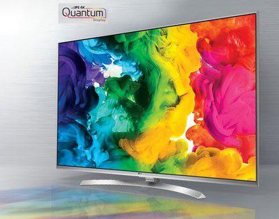 TV 4K UHD LG 55UH850V 2700 PMI 4K SMART TV 3D