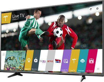 TV LG 65UH600V 1000 PMI 4K SMART TV