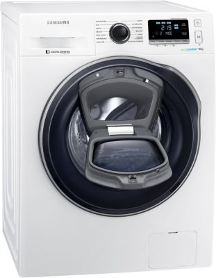 Lave linge hublot Samsung WW90K6414QW/EF ADD WASH