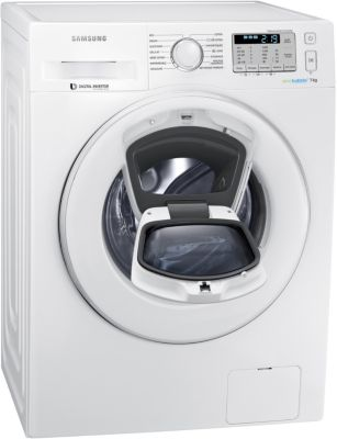 Lave linge hublot Samsung ADD WASH WW70K5413WW