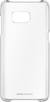 Coque Samsung galaxy s7 edge silver transparente