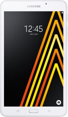 Tablette Android Samsung Galaxy Tab A6 7' 8Go 4G Blanc