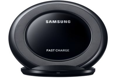Chargeur SAMSUNG Pad Induction STAND S7-S8-S9 Noir