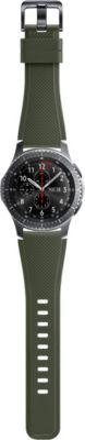 Bracelet Samsung Gear S3 Active silicon kaki
