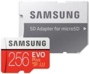 Mémoire SAMSUNG Micro SD 256Go EVO PLUS