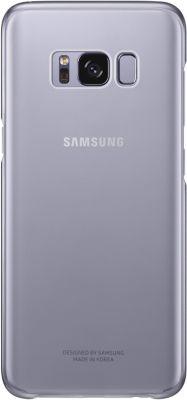 Coque Samsung S8 transparente lavande Ultra Fine