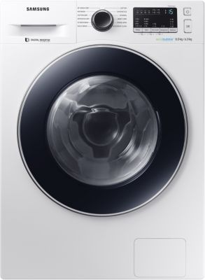 Lave linge séchant hublot Samsung WD80M4453JW/EF