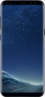 Smartphone Samsung Galaxy S8+ Noir + Etui Essentielb S8+ noir