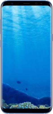 Smartphone Samsung Galaxy S8+ Bleu