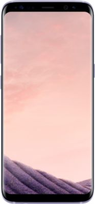 Smartphone Samsung Galaxy S8 Orchidée