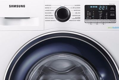 samsung eco bubble ww70j5555fw lave linge hublot boulanger. Black Bedroom Furniture Sets. Home Design Ideas