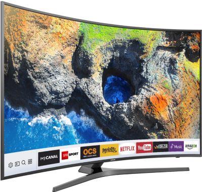TV LED Samsung UE49MU6655 INCURVE