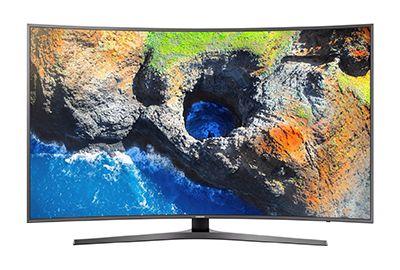 TV SAMSUNG UE49MU6655 4K HDR INCURVE SMART