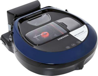 samsung sr1fm7030wb powerbot aspirateur robot boulanger. Black Bedroom Furniture Sets. Home Design Ideas