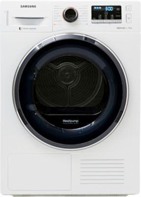 s che linge condensation samsung dv80m52103w ef boulanger. Black Bedroom Furniture Sets. Home Design Ideas