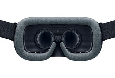 Casque SAMSUNG New Gear VR + controller pour S8/S7/S6