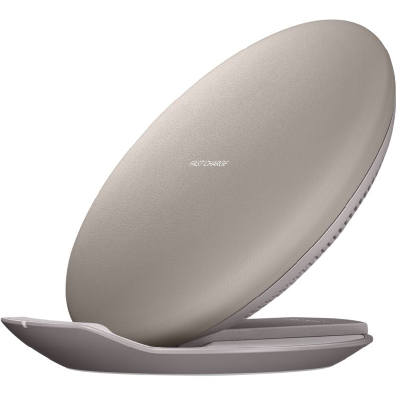 chargeur a induction samsung marron