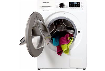 LL Front SAMSUNG ADD WASH Eco Bubble WW8BK5210UW