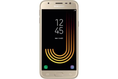 Smartphone SAMSUNG Galaxy J3 Gold Ed.2017