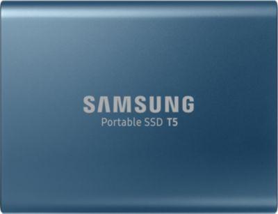 Disque Ssd externe samsung portable ssd t5 500go