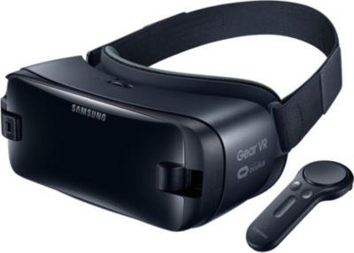 Casque de réalité virtuelle samsung new gear vr + contrôleur 2