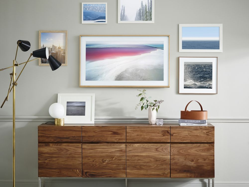Samsung The Frame UE55LS003 oeuvre d'art