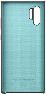 Coque Samsung Note 10+ Silicone noir