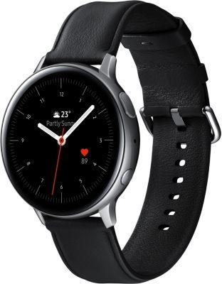 Montre connectée Samsung Galaxy Watch Active2 Argent Acier 44mm
