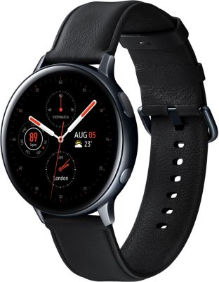 Montre connectée Samsung Galaxy Watch Active2 Noir Acier 44mm