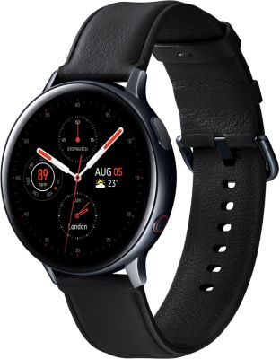 Montre connectée Samsung Galaxy Watch 4G Active2 Noir Acier 44mm