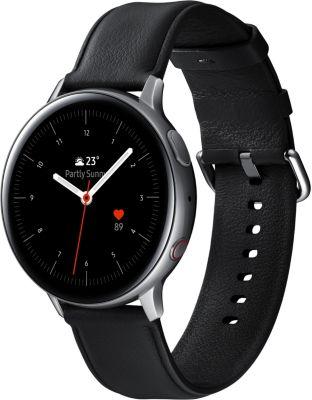 Montre connectée Samsung Galaxy Watch 4G Active2 Argent Acier 44