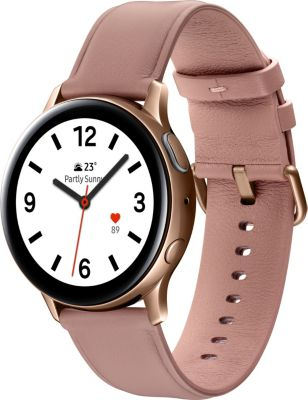 Montre connectée Samsung Galaxy Watch Active2 Rose Acier 40mm