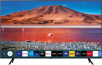 TV LED Samsung UE75TU7005