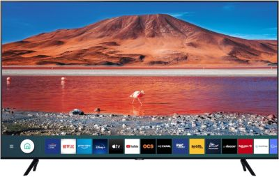 TV LED Samsung UE55TU7005 2020