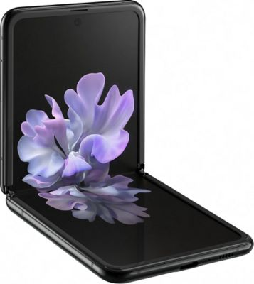 Photo de samsung-galaxy-z-flip-noir-ou-violet