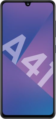 Smartphone Samsung Galaxy A41 Noir