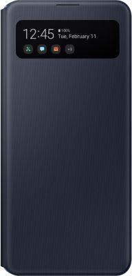 Etui Samsung A41 View Wallet noir