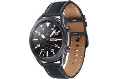 Montre SAMSUNG Galaxy Watch 3  4G Noir 45mm connectivité cellulaire