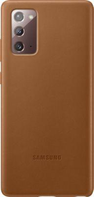 Coque Samsung Note 20 Cuir brun
