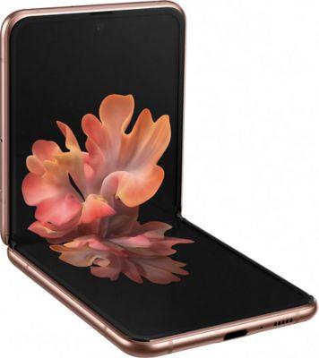 Smartphone Samsung Galaxy Z Flip Marron 5G