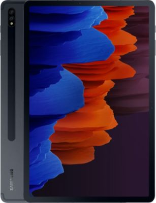 Tablette Android Samsung Galaxy Tab S7+ 5G 256Go Noir