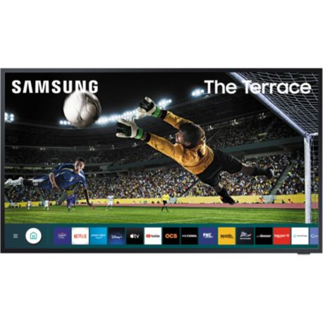TV SAMSUNG QE75LS7T The Terrace