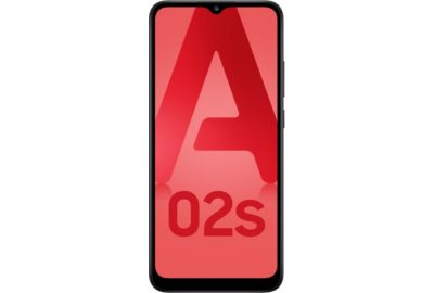 Smartphone SAMSUNG Galaxy A02s Noir 4G