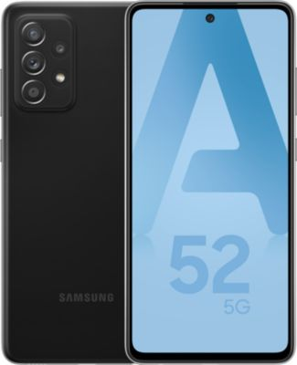 Smartphone Samsung Galaxy A52 Noir 5G