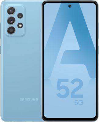 Smartphone Samsung Galaxy A52 Bleu 5G