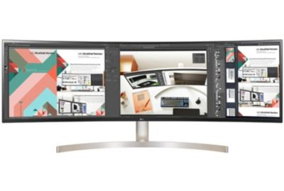 Ecran LG UltraWide 49WL95C-WE