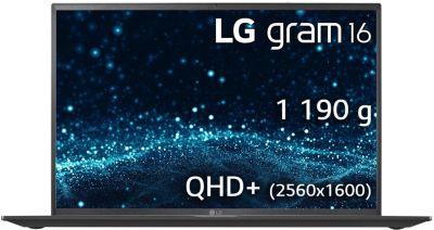 Ordinateur portable LG 16Z90P G.AD75F EVO