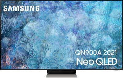TV QLED Samsung Neo Qled QE85QN900A 8K 2021